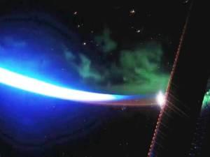 Objetos extraños OVNI – La Puerta a la Fotografía Austronauta de la Tierra 2012