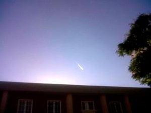 OVNI en Mixco, Guatemala, 13 de noviembre del 2012