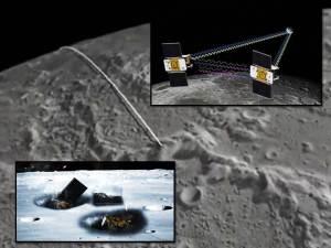 Sondas gemelas lunares se estrellan hoy – Cómo verlo en vivo – 17 de diciembre 2012