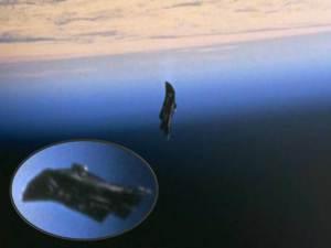 ¿Ha borrado la NASA el satélite Black Night de su archivo fotográfico?