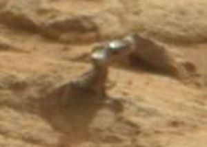 Extraña anomalía captada por la Mars Curiosity – 30 de enero 2013