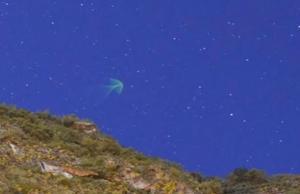 OVNIs y anomalías de medusas de archivos de la NASA, 2013