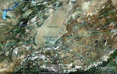 Paso de Kongka La, ¿base OVNI en Himalaya?