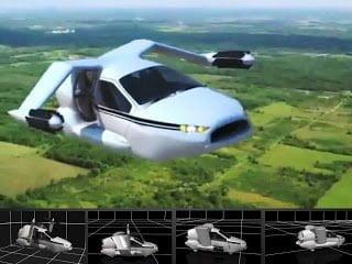 ¿Llega finalmente el coche volador al mercado? – 2013