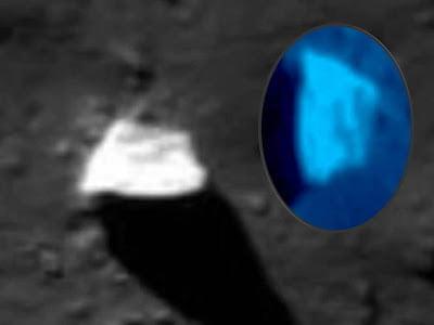 Triángulo Masivo Encontrado En La Luna – 10 de septiembre 2013