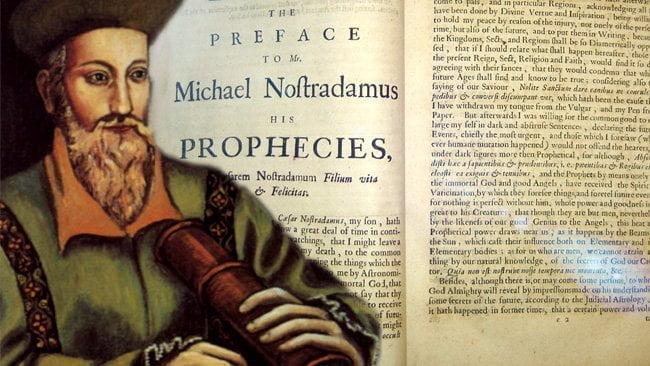 ¿Predijo Nostradamus la Tercera Guerra Mundial? (1/2)