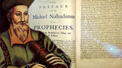¿Predijo Nostradamus la Tercera Guerra Mundial? 1