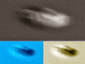 Extraño OVNI sobre Surprise AZ – 14 de septiembre 2013