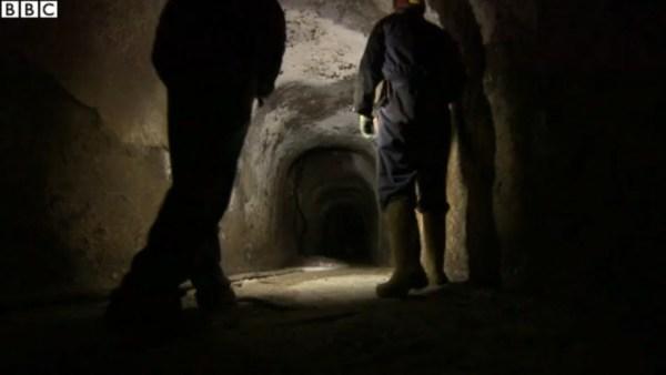 Los antiguos túneles romanos podrían causar hundimientos peligrosos, 04 de diciembre 2013