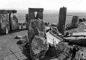 ¿Ha sido reconstruido Stonehenge? 5