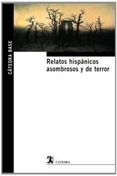 Libro de relatos hispánicos asombrosos y de terror