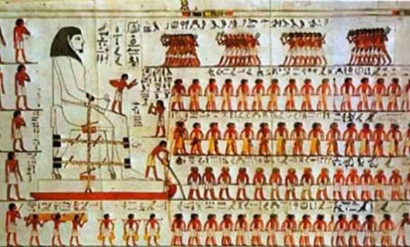 Científicos afirman haber descubierto cómo los antiguos egipcios movieron las piedras de 2,5 toneladas de las pirámides