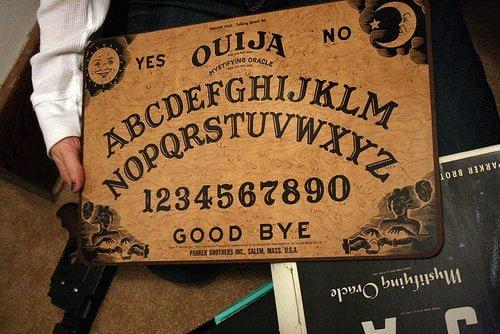 Ouija photo