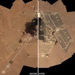 Testimonio de ex-trabajadora de la NASA que vio seres humanos en Marte