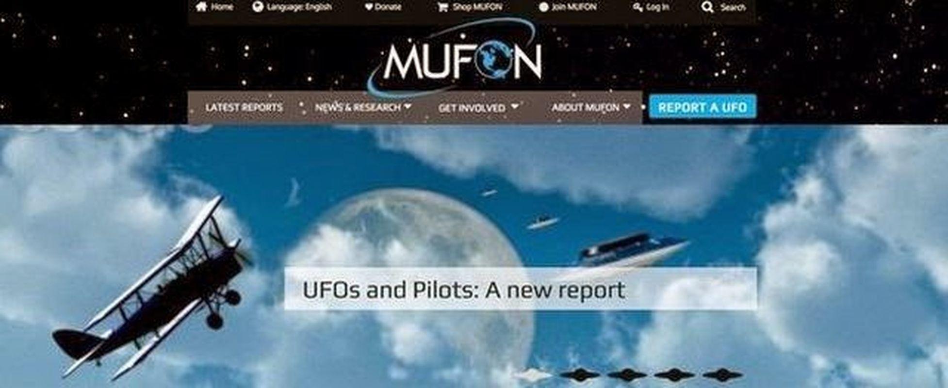 Campaña de Kickstarter de MUFON