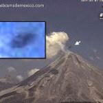 OVNI triangular visto cerca del Volcán de Colima, México