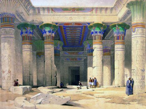 Templos alienígenas que controlaron a la humanidad