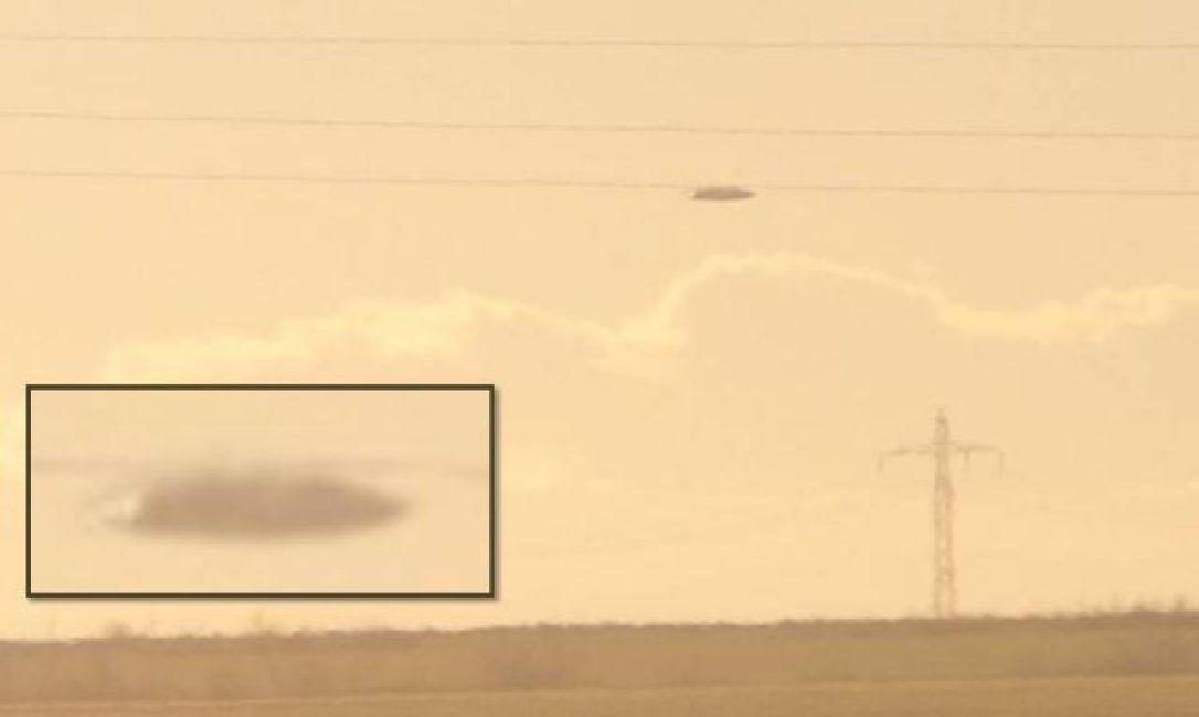 Aviones de combate persiguiendo OVNI cerca de Nova Zagora, Bulgaria