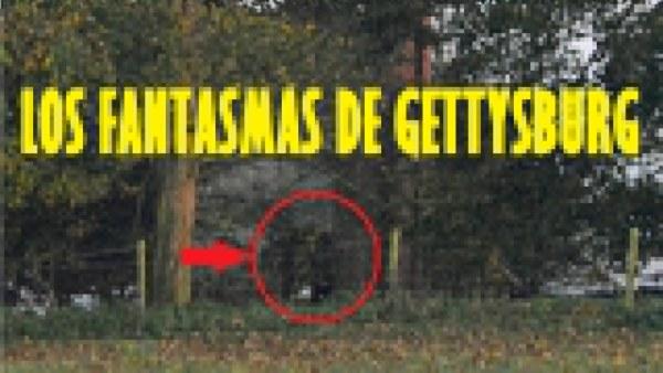 Los fantasmas de Gettysburg