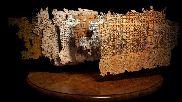 La Increíble Historia de los Papiros de Keops