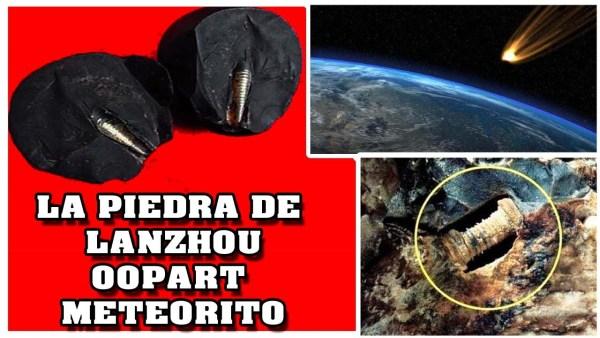 Cae un meteorito y en su interior encuentran un artefacto imposible