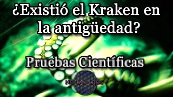 ¿Existió el Kraken en la antigüedad?