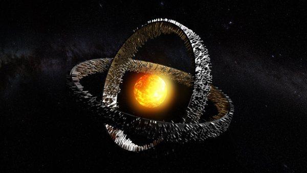 La Estrella KIC 8462852 y su Súper-Estructura Alienígena