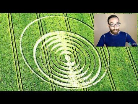 Asombroso círculo aparece durante las emisiones de radio captadas en Júpiter