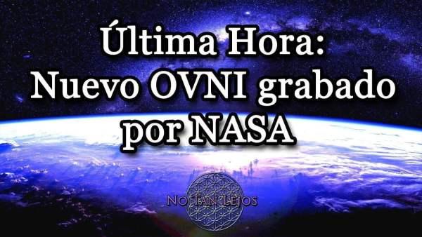 NASA corta retransmisión por avistamiento OVNI