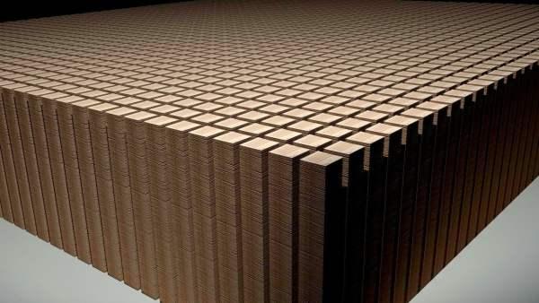 1.500 Toneladas en Documentos Secretos