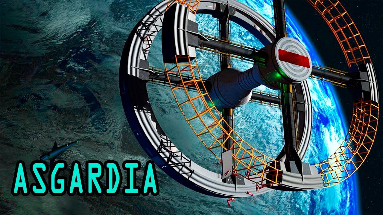 El Primer País Espacial ¿Qué Oculta el Proyecto Asgardia?