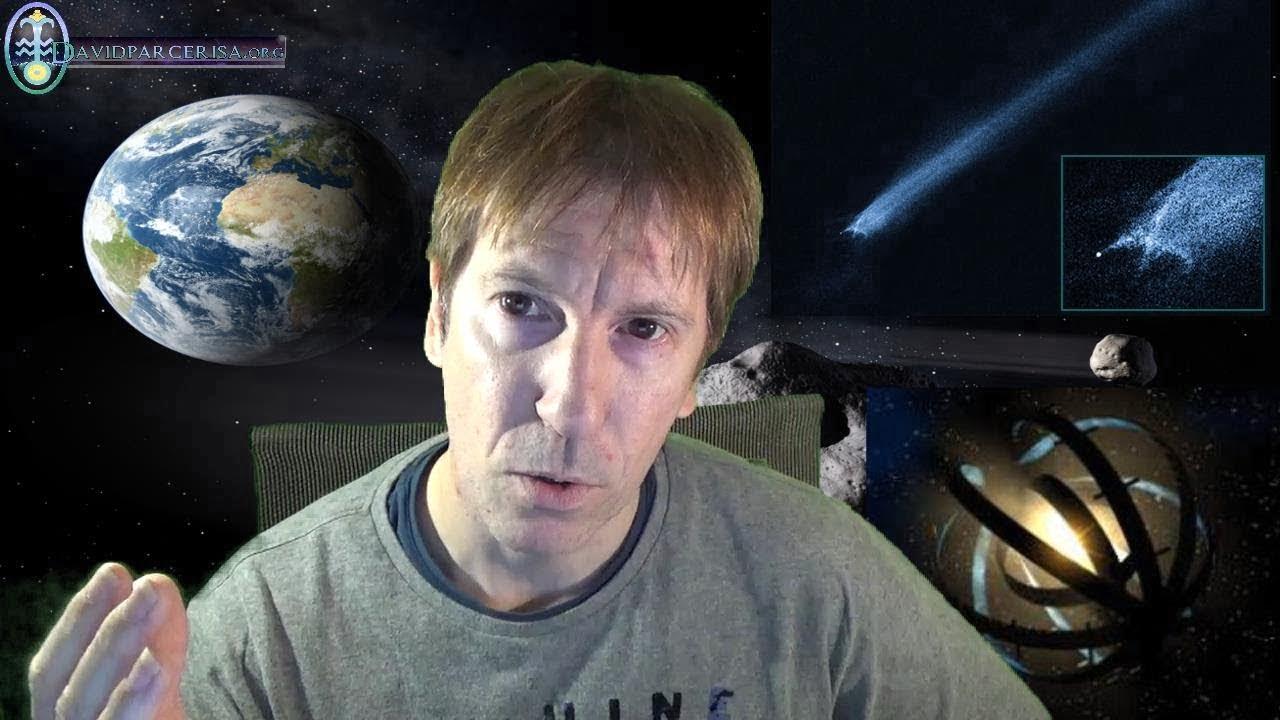 ¿Naves Camufladas De Planetas Y Asteroides Nos Observan?