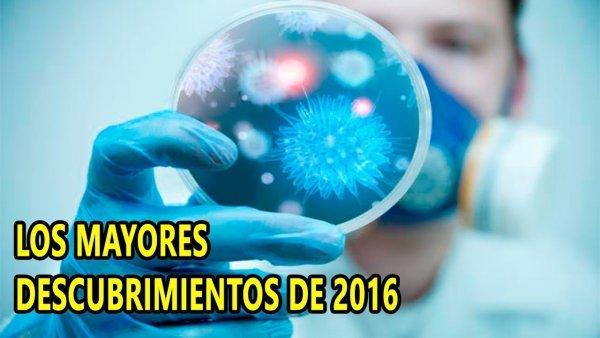 6 Descubrimientos Más Impactantes de 2016