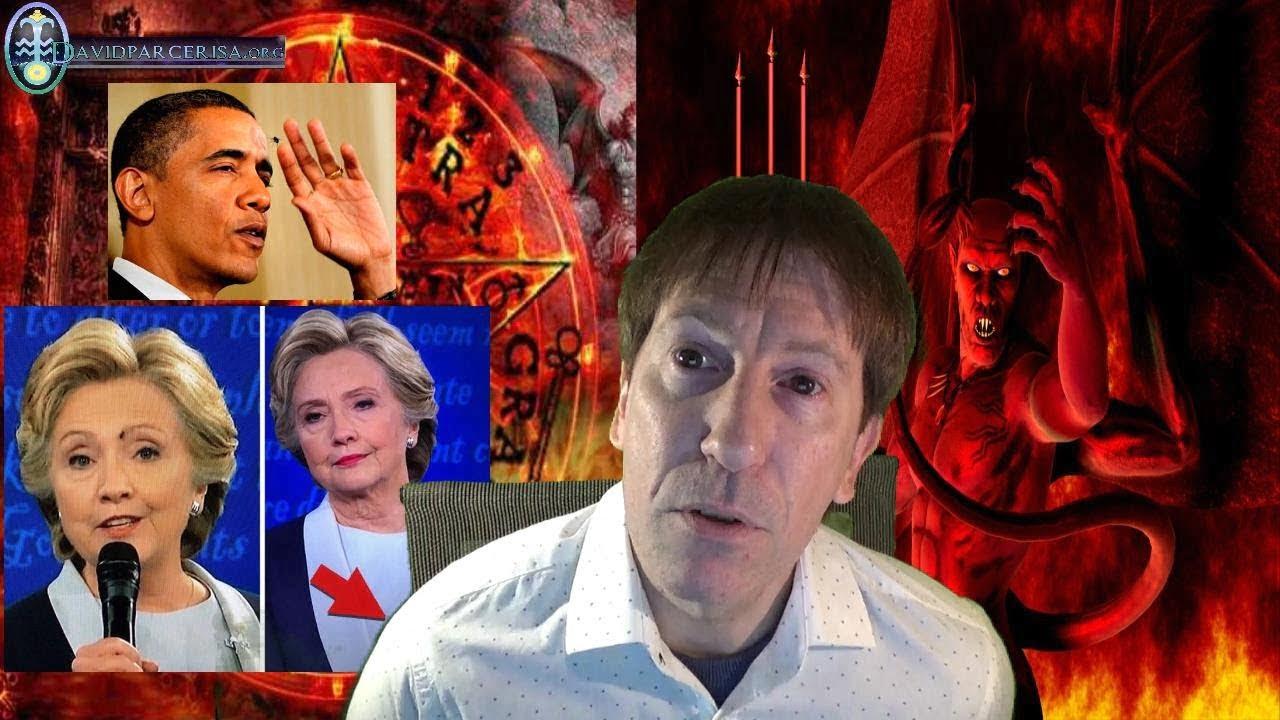 Obama Y Hillary Huelen A Azufre Porque Son Demonios
