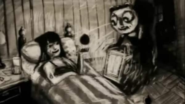 Las Pesadillas y los Visitantes Nocturnos