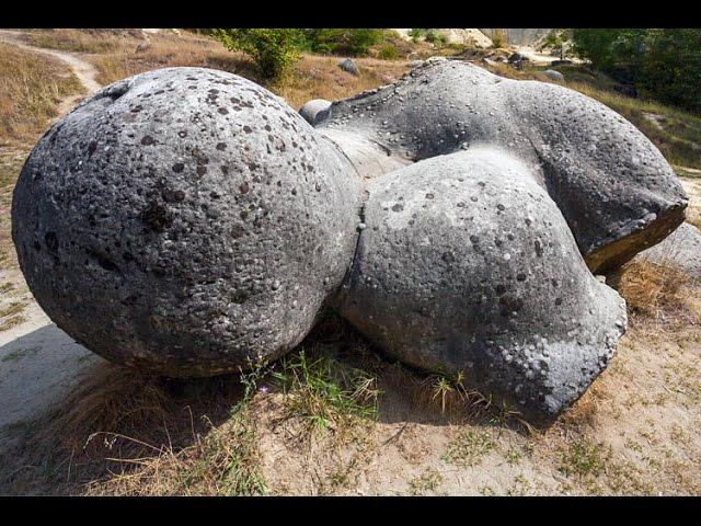 Las Piedras que Crecen y se Mueven Solas en Rumanía