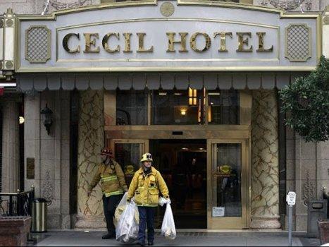 El Hotel del Terror, Hotel Cecil y Sus Escalofriantes Historias