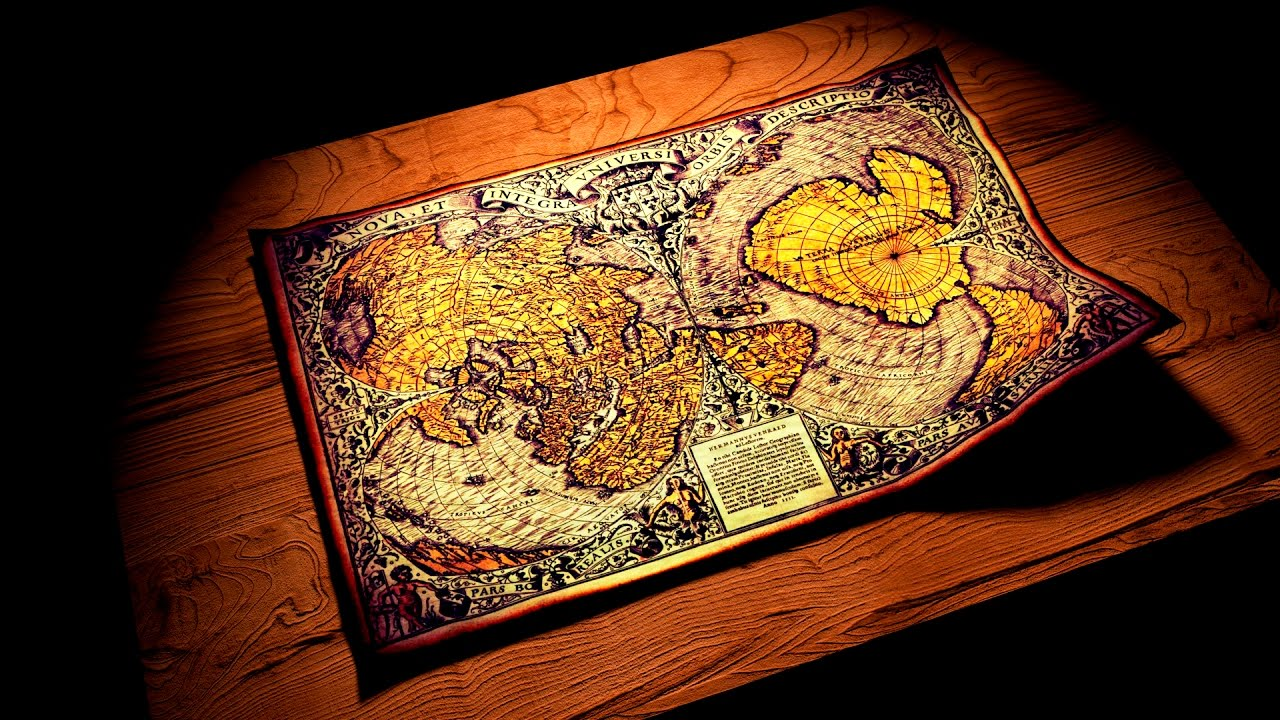Este mapa es imposible… pero existe.