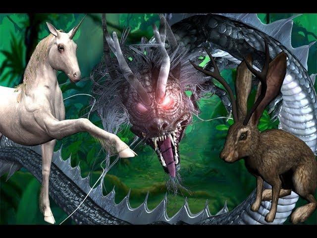 7 Criaturas que Creímos que Eran Reales Hasta Hace Poco