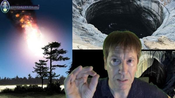 ¿Quién Está Detrás De Los Cráteres De Siberia?