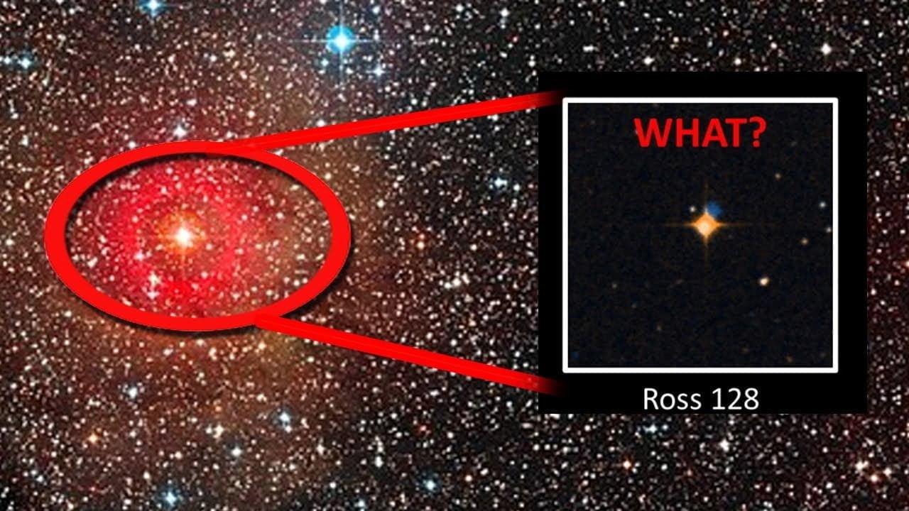 La señal Ross 128
