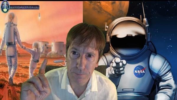 ¿NASA Tiene Una Colonia De Niños Esclavos En Marte?