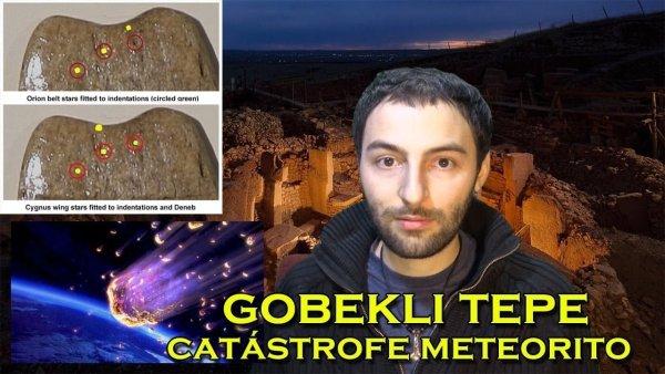 Grabados en Gobekli Tepe muestran una ENORME CATÁSTROFE
