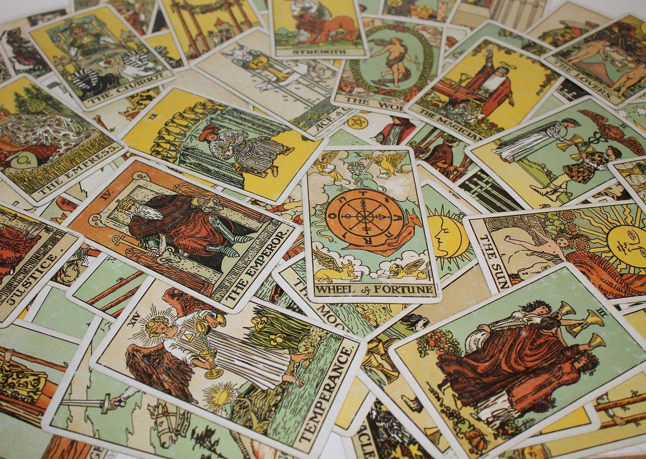 El misterio del tarot para conocer el futuro