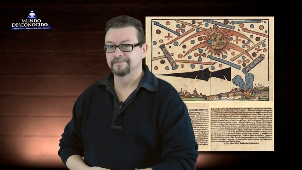 Espectacular Aparición de OVNIs en 1561