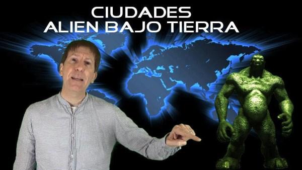 Red de ciudades alienígenas recorren Estados Unidos bajo tierra