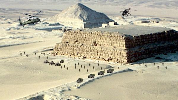 Un descubrimiento NUNCA antes visto en Egipto