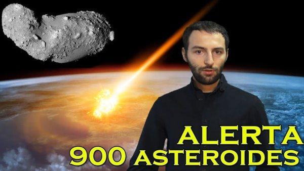 ALERTA se pierden 900 Asteroides POTENCIALMENTE PELIGROSOS