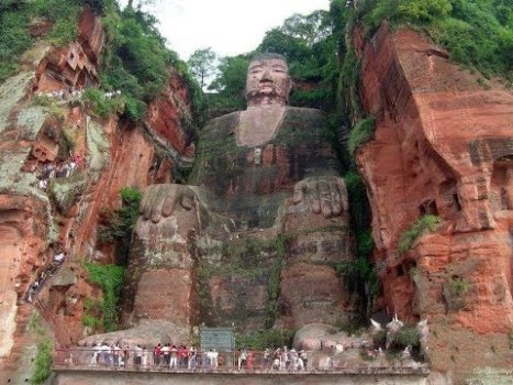 El Buda Gigante de Leshan: El Buda de Piedra más Grande del Mundo