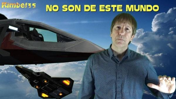 ESTOS MONSTRUOS DEL AIRE NO SON DE ESTE MUNDO